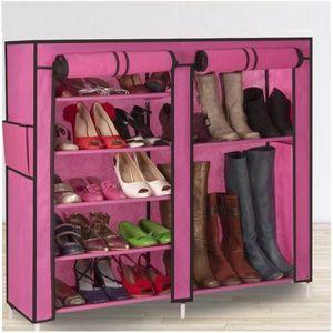 meuble rangement bottes achat vente meuble rangement bottes pas cher cdiscount. Black Bedroom Furniture Sets. Home Design Ideas