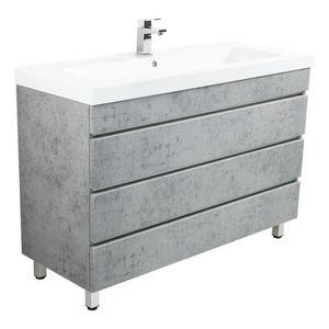 Pose meuble salle de bain best fixer meuble salle de bain suspendu sur placo obasinc fixation - Fixation meuble salle de bain suspendu sur placo ...