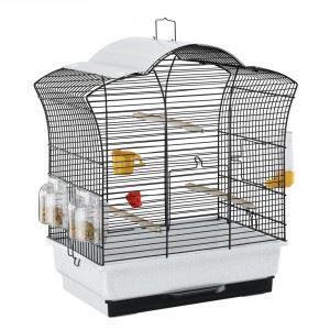 cage oiseaux rectangulaire achat vente cage oiseaux. Black Bedroom Furniture Sets. Home Design Ideas
