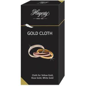 ENTRETIEN BIJOUX HAGERTY - Gold Cloth Chamoisine Imprégnée Pour Bij