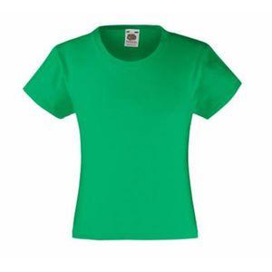 T-SHIRT FOT-1042Fruit of the Loom T-shirt léger pour les f