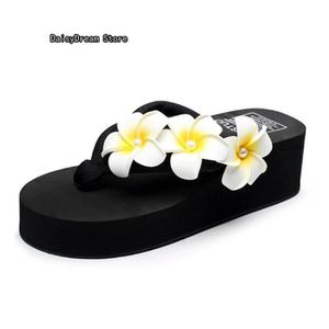 le rapport qualité prix chaussures de séparation magasiner pour l'original Tongs Claquette Sandale Femme Sexy Talon compensé Fashion ...