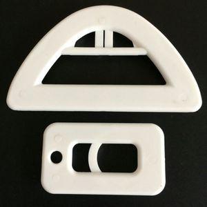 APPAREIL À MUFFINS dessin animé de cuisson en plastique fondant coupe