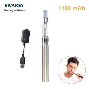 CIGARETTE ÉLECTRONIQUE E-cigarette Ego Ce4 1,6ml atomiseur batterie 1100