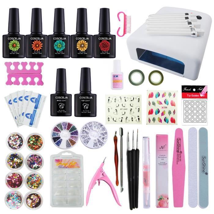 5 nail art products