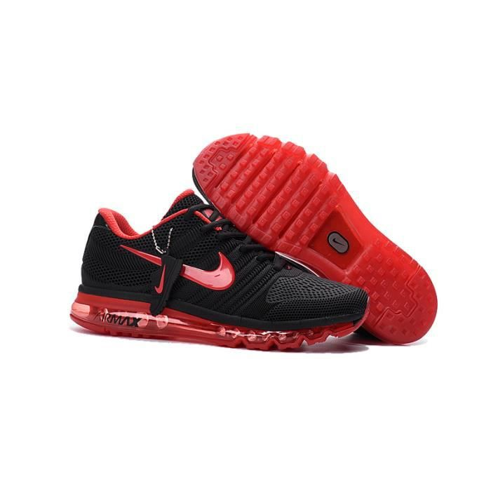 ced28343cd3 Baskets Nike Air Max 2017 KPU Chaussure de Running Homme 37 rouge ...