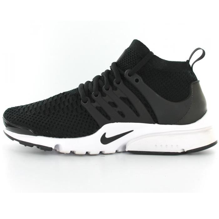 Presto Sneaker Flyknit Nike Basket Homme Noir Ultra wXn8kOP0