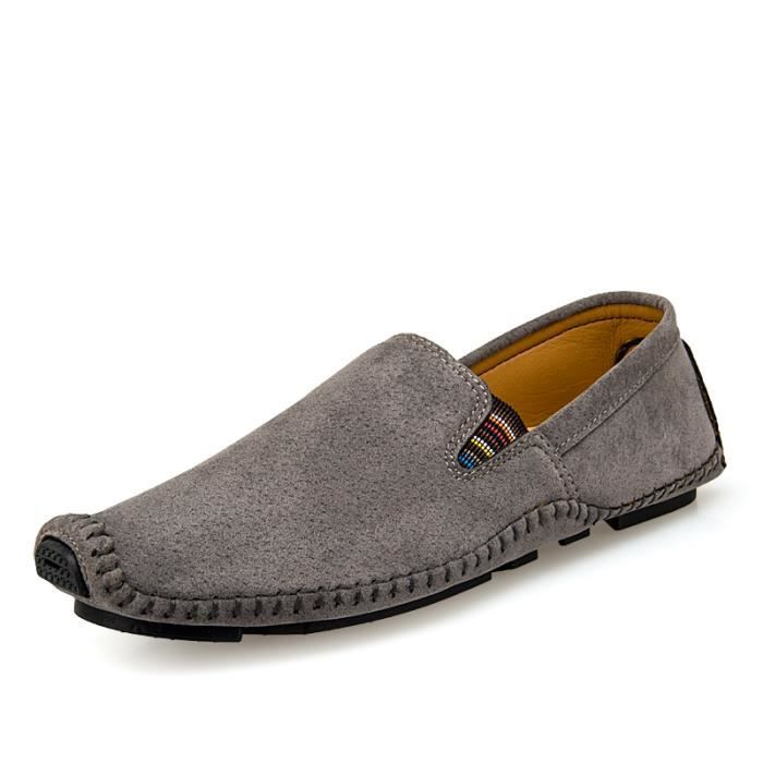 Homme Sport Chaussure mode Moccasins HsEvW7tF