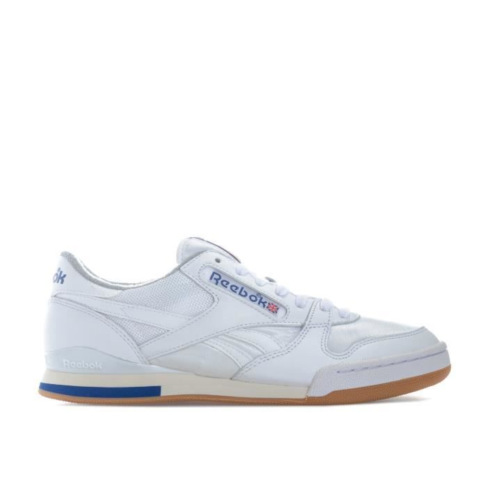 the latest 2369b 6c992 baskets reebok phase 1 pro pour homme