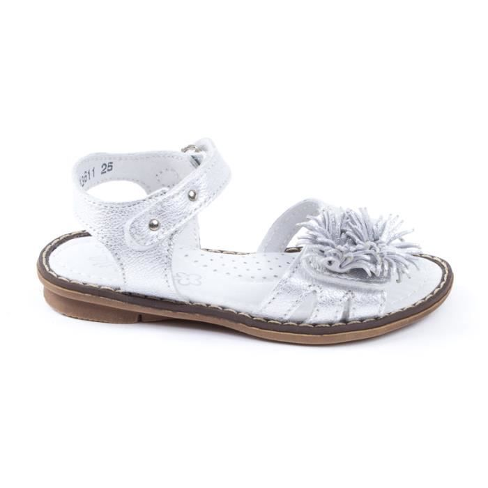 Sandales PALMA argent - Little Mary vh7bioAo