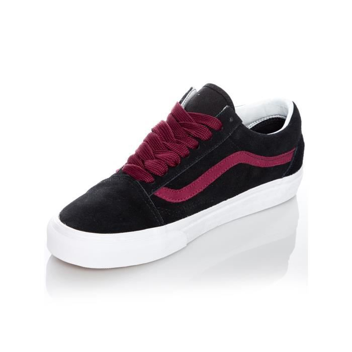 Skool 8m9xw Royale Noirport Old Ford Chaussure Vans qwRXEE