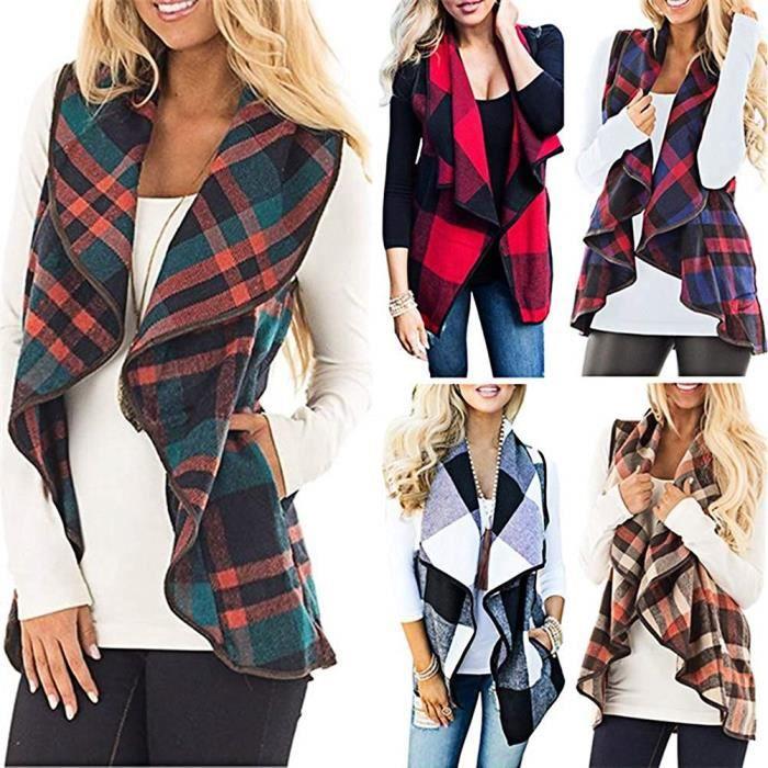 Montant Sans Treillis Col Légèren Gilet Ultra Tops Doudoune Femmes Manche Zippée Coat Hiver Automne Casual Jacket Minetom Manteaux Bwq5v6Z6