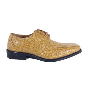 Gator Alligator Crocodile Print Oxfords Loafers Fashion Slip On Dress Shoes MDCG7 Taille-41 Pp5XcA1b
