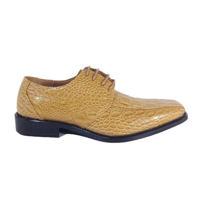 Shoes Crocodile Dress Slip Gator Loafers Oxfords On Fashion TEWHM Taille Print Alligator 42 Z18HHqWnz