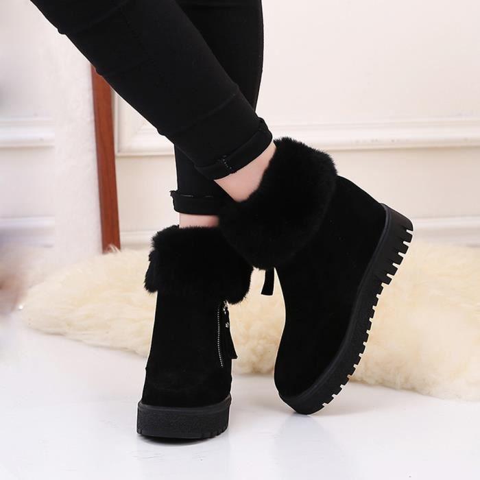 Court Doux Bas Chaussures Dans Femmes Chaudes Côté Le Intensifier Wei2892 Tube Bottes wtg5r5Xqzx