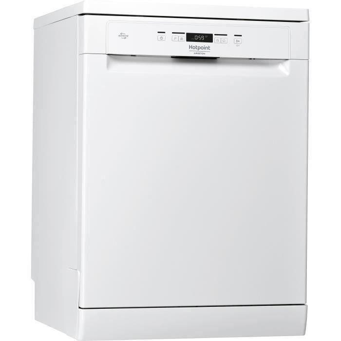 HOTPOINT HFC 3C26 F - Lave vaisselle posable - 14 couverts - 46 dB - A++ - Larg 60 cm - Moteur induc