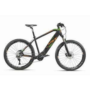 MONTANA Vélo Electrique E-VTT Bi-POWER 27,5 BOOST SLX 11 V 14Ah-504Wh Homme