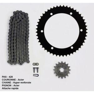 Kit chaîne pour Yamaha Xt R 125 de 05-