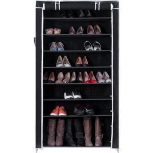 PENDERIE SOUPLE Armoires penderie tissu meuble de rangement chauss