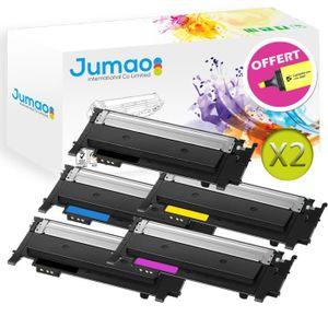 TONER Lot de 10 Toners cartouches laser Jumao compatible