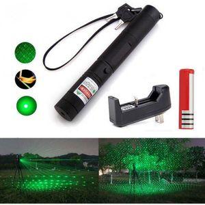 ECLAIRAGE LASER Vert Laser 303 5 mW Stylo Pointeur Laser Pointeur
