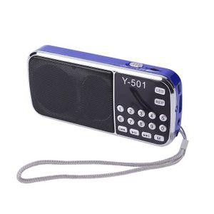 ENCEINTES ORDINATEUR Sound Box Mini haut-parleur portable DC 5V 3W Lamp