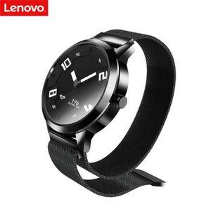 Lenovo® montre X Smart Watch 80ATM étanche pointeur lumineux Fitness  Tracker rappel alarme de vibration 4d17d4688fbe