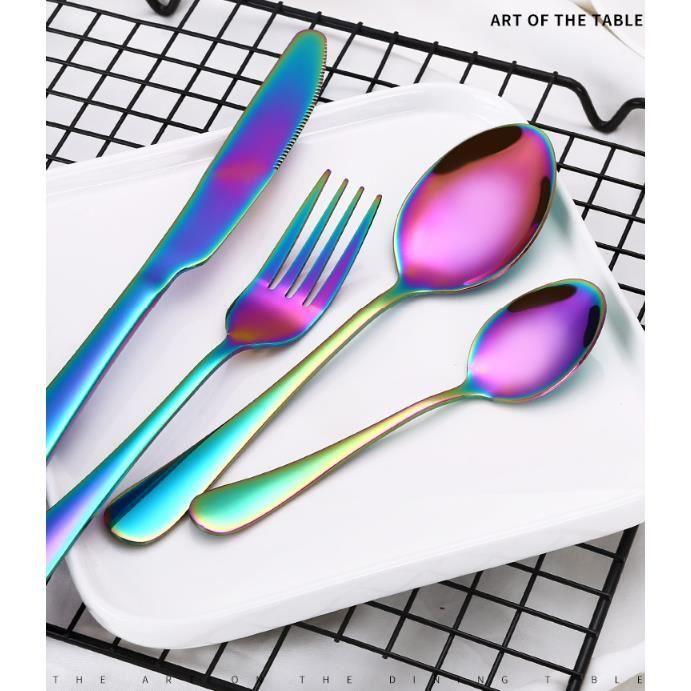 MÉNAGÈRE Ménagère Ensemble de 16 couverts - vaisselle créat