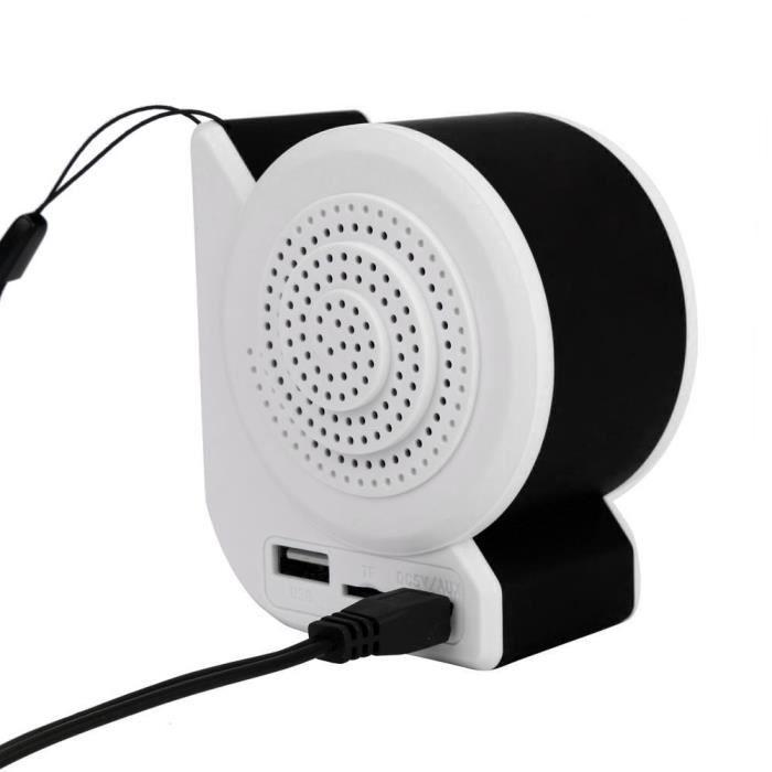 Stéréo Portable Sans Fil Bluetooth Fm Haut-parleur Pour Ordinateur Smartphone Tablet _ma11623