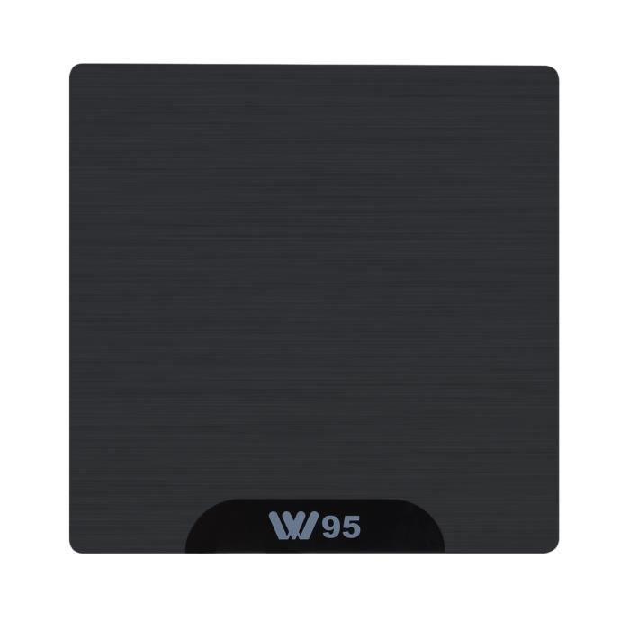 BOX MULTIMEDIA W95 Smart TV BOX Android7.1 Amlogic S905W 4K Quad