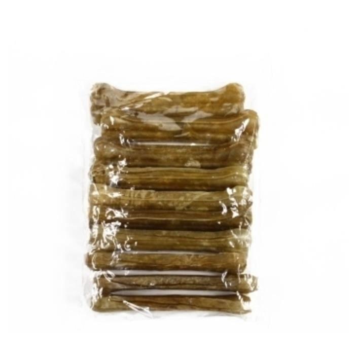 Bubimex - Friandises Os Pressés De 21cm Pour Chien X10