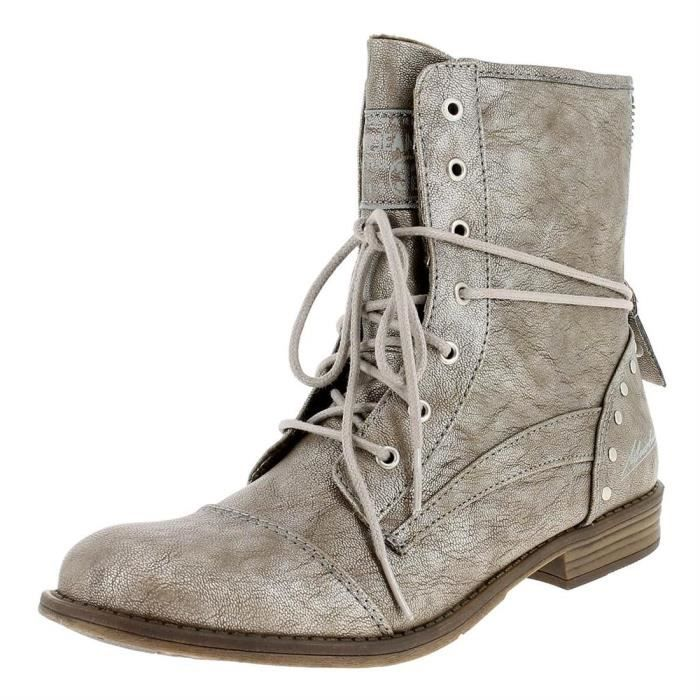 bottines / low boots 1157551 femme mustang 1157551