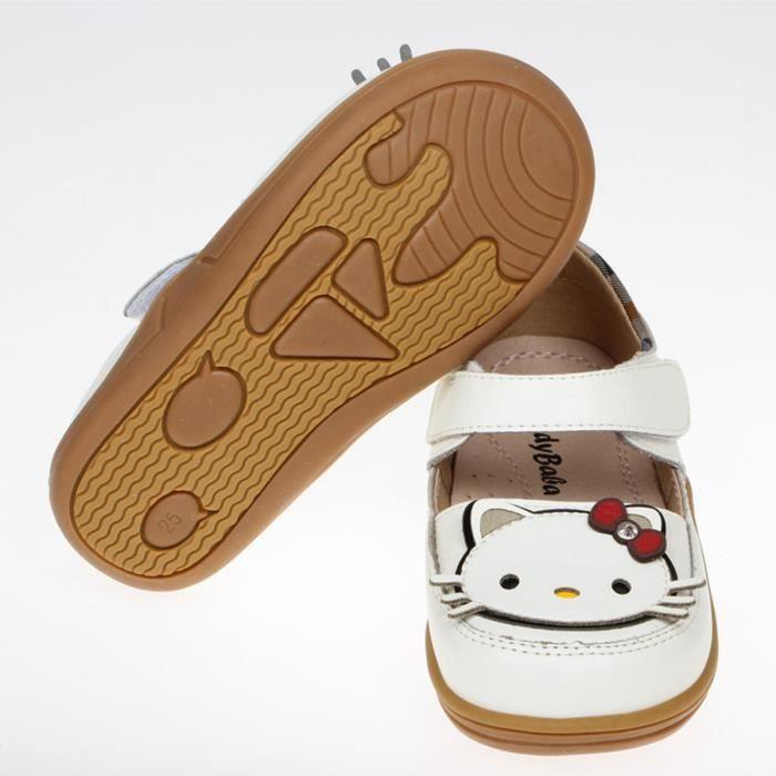 Sandales Enfant Fille Chaussures de Plage Princesse Mode Eté