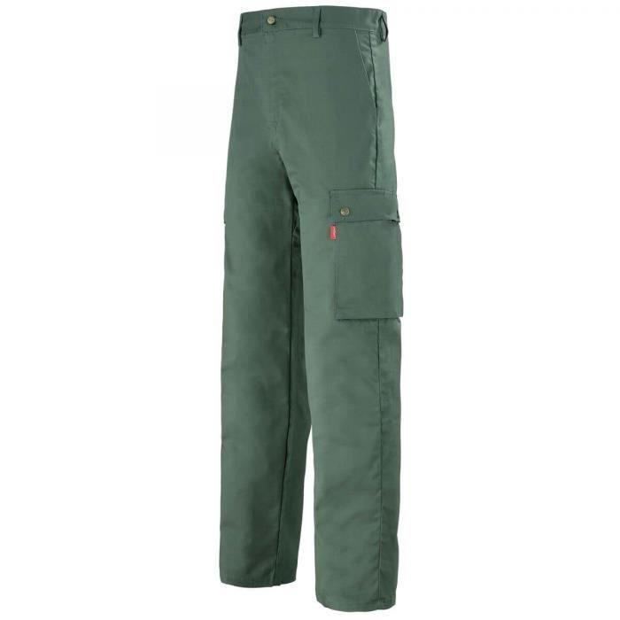 Pro Pantalon Vert Achat Fonce De Vente Jardinier RBYwr7RW6