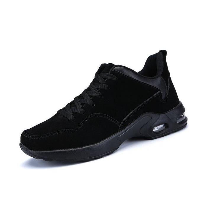 167153d1abc Chaussure De Running Chaussure Course A Pied Homme Classique Poids LéGer  Flexibilité Ultra-RéSistant à L Abrasion Mesh Extensible
