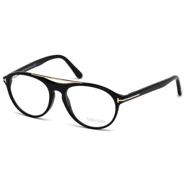 Lunettes de vue - Monture - TOM FORD FT5411 (001) Noir - Achat ... 48555c33b913