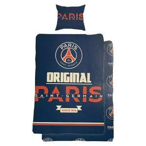 PARURE DE DRAP Parure de Lit Paris Saint-Germain - PSG