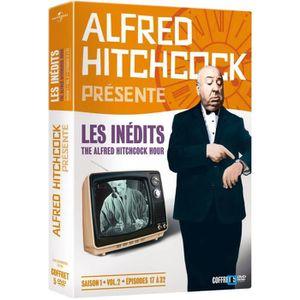 DVD SÉRIE Alfred Hitchcock présente - Les inédits - Saison 1
