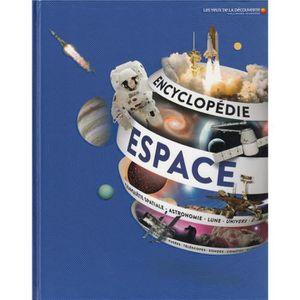 DOCUMENTAIRE ENFANT Livre - encyclopédie de l'espace