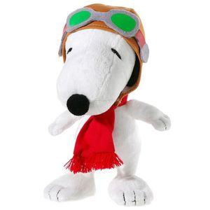 PELUCHE Le Peanuts - Snoopy en peluche, Flying Ace 20 cm