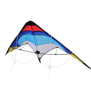 CERF-VOLANT Stunt Kite Professionnel Sporty Contrôle de ligne