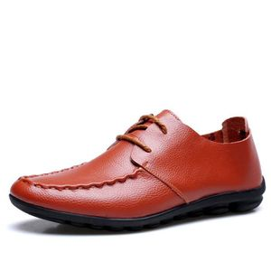 chaussures hommes le formier korda marron pointure 46,47