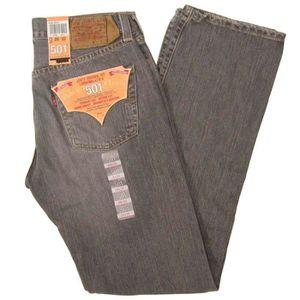JEANS LEVI'S Jeans Homme 501 Le classique - Coupe droite