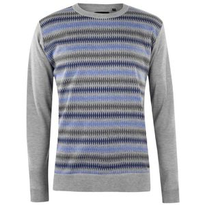 PULL Pierre Cardin Geo Homme Pull Manche Longue