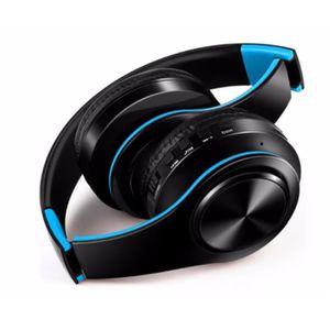 Casque Sans Fil Pliable Pour Manette Playstation 4 Ps4 Smartphone