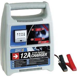 CHARGEUR DE BATTERIE Chargeur de batterie 6v/12v 12AMP Voiture , Campin