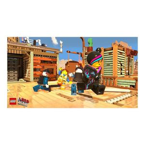 BUREAUTIQUE LEGO Movie Videogame PlayStation Vita