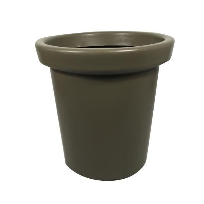 Pot de fleurs Delight - 75 L - Marron