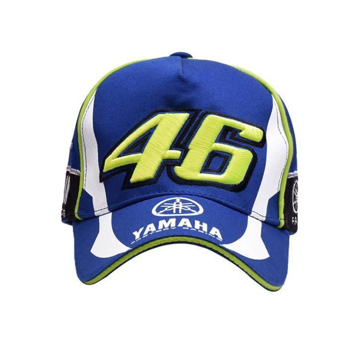 Casquette yamaha racing - Achat   Vente pas cher c5f29e00bf4