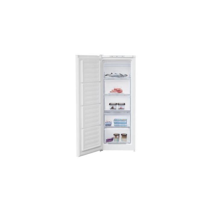 CONGÉLATEUR PORTE BEKO Congélateur armoire statique /170L   / A+ / A
